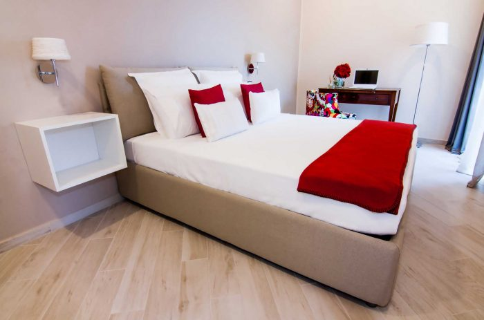 Ulivo apartment bed room